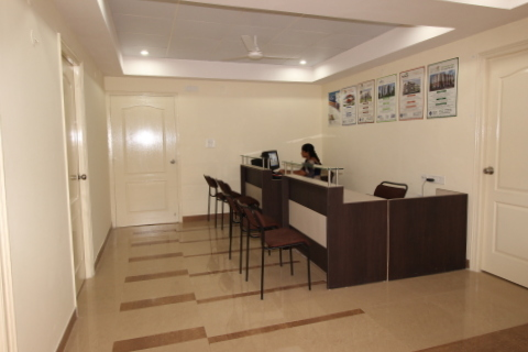 Club House - Sales Office
