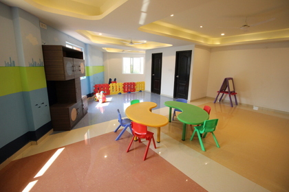 Club House - Creche