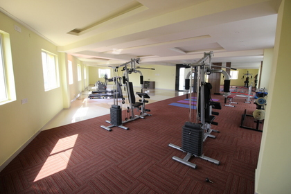 Club House - Gym